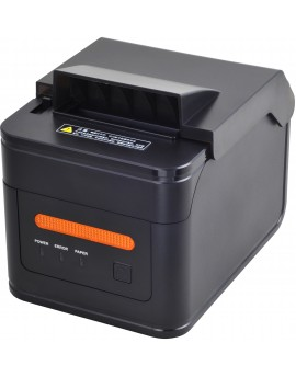 ITP-80 Beeper, Thermal printer, 260mm/sec, USB, RS232, Ethernet, Black, with sound and light alarm