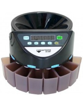 CC601, Coin counter