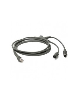 Cable connection USB, straight, 2,1mt., LS2208, LS1203, LI4278, DS2208