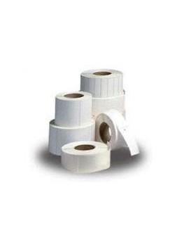 Matte white label 84x51mm (6000 labels/box)