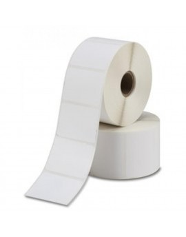 Matte white labels 100x50mm (7500 labels/box)