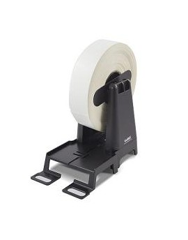 Universal support rolls up to 250mm . Color black