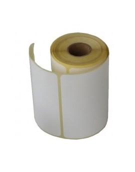 Matte white label 100x100mm (3000 labels / box)