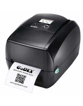 RT730iW, Thermal and direct transfer labeler, USB, USB Host, Ethernet, Serial and WiFi, 177mm/sec.
