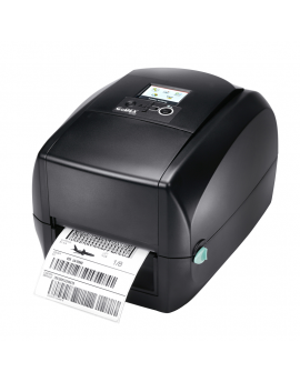 RT730i, Thermal and direct transfer labeler, USB, USB Host, Ethernet and Serial, 127mm/sec.