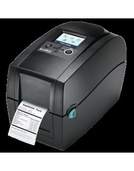 RT200i, Direct thermal labeler, USB, USB Host Ethernet, Series 177 mm/sec.