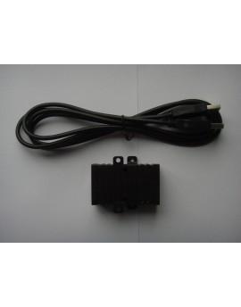 USB interface drawer