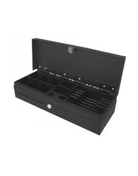 V46 HQ-B, Drawer 46, vertical opening, black