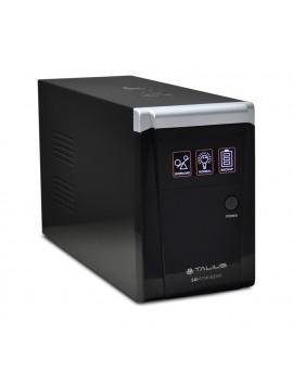 SAI POW-800VA led 2 shucko+RJ45+RJ11
