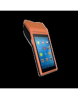 "MAXI 50P, PDA 5"", Printer 58mm, Android 6.0, 1Gb+4Gb, BT, WF"
