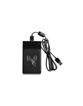 Log reader USB desktop card