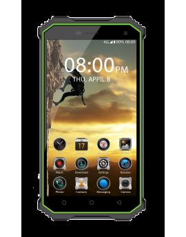 """MAX 20, PDA 5"""" HD, Android 7.0, QuadCore, 2+16Gb, 5+13MP, 4000mAh, Gorilla glass, IP68"""